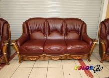 ремонт кожаной мебели в самаре